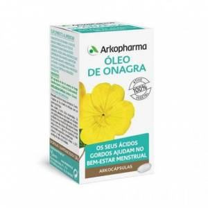 Arkocápsulas ARKOCAPSULAS OLEO ONAGRA CAPSULAS X 100