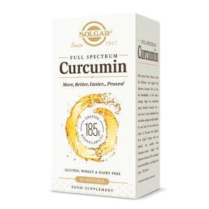 SOLGAR FULL SPECTRUM CURCUMIN CAPSULAS X 30