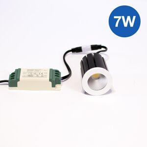 Módulo de lâmpada dicroica LED 7W Driver Externo 230V