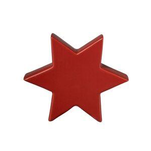 ASA SELECTION Estrela Decorativa 16cm Vermelho - Xmas