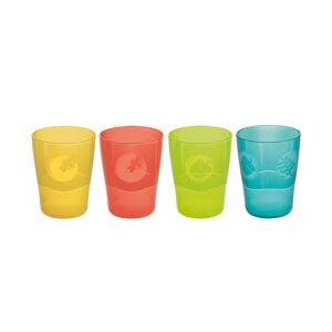 Tescoma copos DINO 220 ml, 4 pcs.