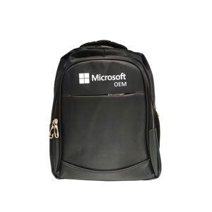 OEM Mochila Microsoft AZUL CINZA PRETO