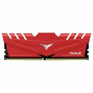 Team Group Dimm Team Group T-Force DARK Z 16GB DDR4 3200Ghz Red