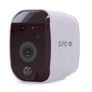 SPC Câmara videovigilância IOT 104º sem fios Magnes
