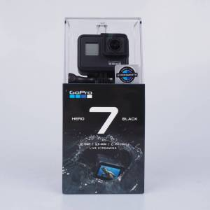 GoPro HERO7 Negro 4K Action Camera (NOT para AU Market)
