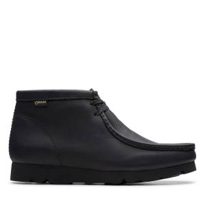 Clarks Wallabees - Wallabee BT GTX Black Leather