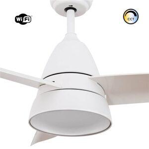 Ventilador de teto LED Smart Industrial MoonLed