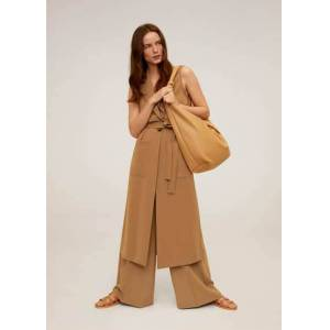 Mango Carteira com volume oversized