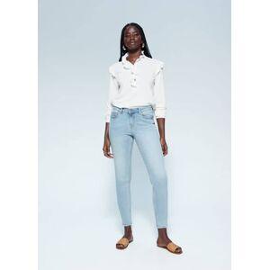Violeta by Mango Jeans súper slim Andrea