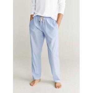 mango man Pack de pijama de algodão