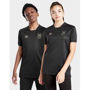 Umbro Terceira T-shirt West Ham United 2020/21 para Júnior - Preto - Kids, Preto