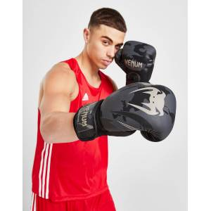 Venum Luvas de Boxe Impact - Preto - Mens, Preto