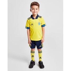 Adidas Equipamento Principal Suécia 2020 para Criança - Amarelo - Kids, Amarelo