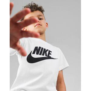 Nike T-Shirt Futura Logo para Criança - Branco - Kids, Branco