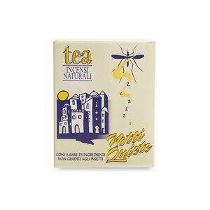 Tea Natura Pirâmides de incenso de noites tranquilas 10 unidades - Tea Natura