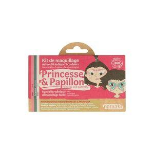 Namaki Kit de Maquilhagem 3 Cores Princesa & Borboleta 1 unidade - Namaki