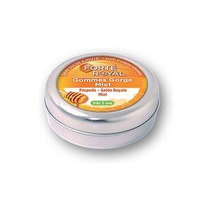 Forté Pharma Goma de garganta mel 45 g (Mel) - Forté Pharma