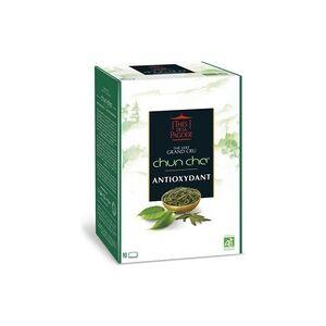Thé de la Pagode Chun Cha Bio Chá Verde Grand Cru - Antioxidante 90 saquetas de infusão - Thé de la Pagode