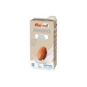 Ecomil Almond Classic Cálcio 1 L - Ecomil
