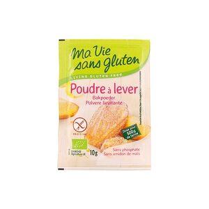 Ma Vie sans Gluten Fermento em Pó Bio 10 g de pó - Ma Vie sans Gluten