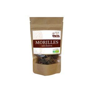 BIO + Morels secos 20 g - Accent Bio