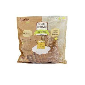 Zealia Pão Rústico sem gluten 400 g - Zealia