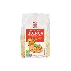 Celnat Flocos de Quinoa Bio 350 g - Celnat