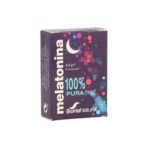 Soria Natural Melatonina 90 comprimidos de 1mg - Soria Natural