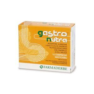 Farmaderbe GASTRO NUTRA INTEGRAT 15CPR 15 comprimidos - Farmaderbe