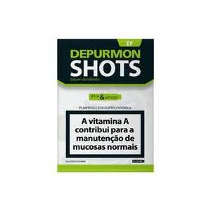 Depurmon Shots 12 frascos - Depurmon