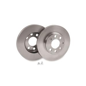 ATE Discos de Travão VW,PORSCHE 24.0136-0124.1 95835140400,95835140401 Disco de travão