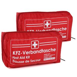 Holthaus Medical Kit de primeiros socorros para carro  62220