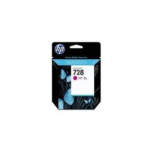 HP 728 (F9J62A) tinteiro magenta