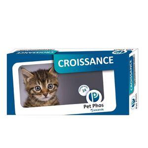Ceva Pet-Phos Cat Growth vitaminas e minerais para gatos - 96 pastilhas