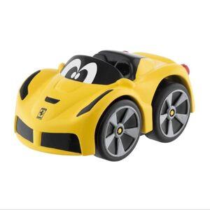 Chicco Scuderia Ferrari Mini Turbo Touch Ferrari LaFerrari Amarelo