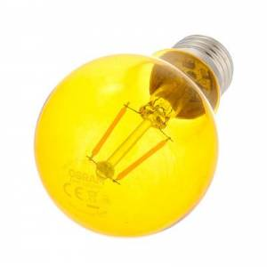 LEDVANCE LED Star Clas 2.5W E27 Yellow