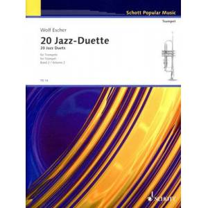 20 Jazz-Duette Vol.2