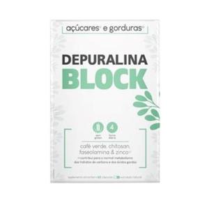 Depuralina Block 60cápsulas