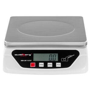 Steinberg Basic Balança Digital Pesa Cartas - 10kg / 0,5 g - Basic 10030137