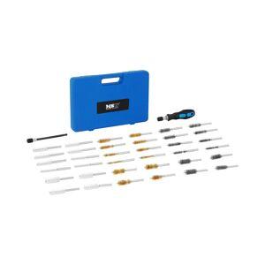 MSW Escovas para limpeza de tubos - conjunto - 38 elementos 10061268