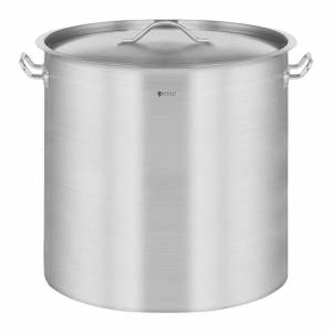 Royal Catering Panela de aço inoxidável - 36l - tampa 10011072