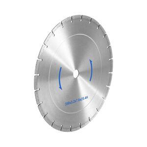 MSW Disco para serra de pedra - 350 mm - 25,4 mm 10060808