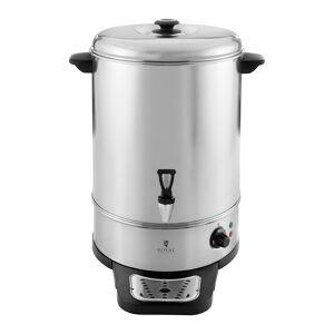 Royal Catering Chaleira elétrica – 30 litros - Tabuleiro apara-pingos 10010564