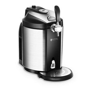 Royal Catering Dispensador de cerveja- 5l - regulagem 2-12°C 10010978