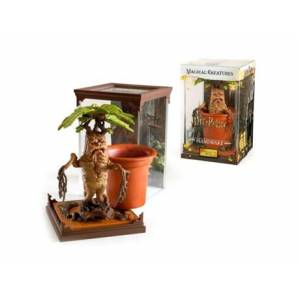 Noble Collection Figura Figura Mandragora Criaturas Magicas Harry Potter 13cm