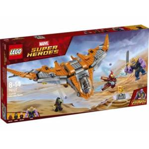 Lego Marvel: Thanos: Ultimate Battle - 76107 (Idade mínima: 8 - 674 Peças)
