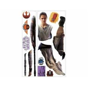 Star Wars Autocolantes de Parede Rey Gigante