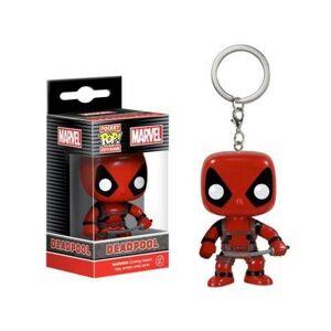 Marvel Porta-Chaves FUNKO POP! : Deadpool