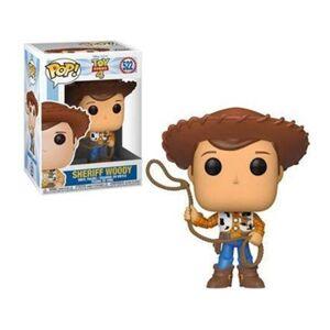 Disney Figura FUNKO Pop! Toy Story 4 Sheriff Woody