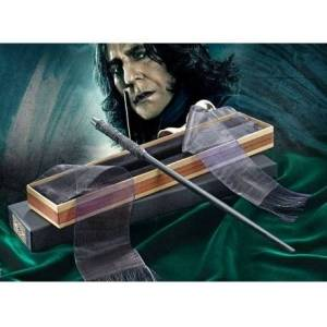 Noble Collection Varinha Mágica Harry Potter - Snape